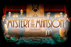 logo mystery at the mansion netent spillemaskine