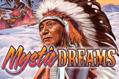 logo mystic dreams microgaming spillemaskine