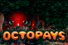 logo octopays microgaming spillemaskine