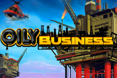 logo oily business playn go spillemaskine