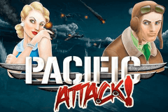 logo pacific attack netent spillemaskine