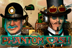 logo phantom cash microgaming spillemaskine