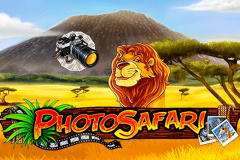 logo photo safari playn go spillemaskine