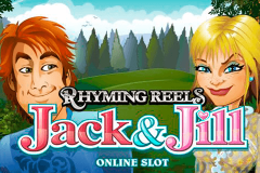 logo rhyming reels jack and jill microgaming spillemaskine