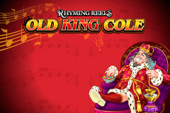logo rhyming reels old king cole microgaming spillemaskine