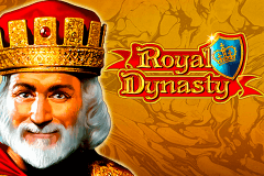 logo royal dynasty novomatic spillemaskine