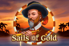 logo sails of gold playn go spillemaskine