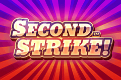 logo second strike quickspin spillemaskine