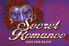 logo secret romance microgaming spillemaskine