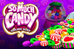 logo so much candy microgaming spillemaskine