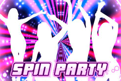 logo spin party playn go spillemaskine
