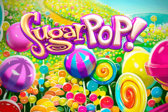 logo sugar pop betsoft spillemaskine