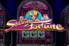 logo sultans fortune playtech spillemaskine
