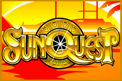 logo sunquest microgaming spillemaskine