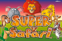 logo super safari nextgen gaming spillemaskine