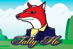 logo tally ho microgaming spillemaskine