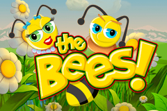 logo the bees betsoft spillemaskine