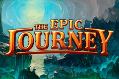 logo the epic journey quickspin spillemaskine