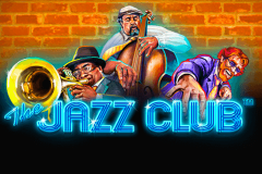 logo the jazz club playtech spillemaskine