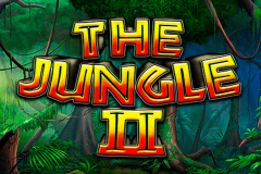 logo the jungle ii microgaming spillemaskine