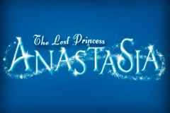 logo the lost princess anastasia microgaming spillemaskine