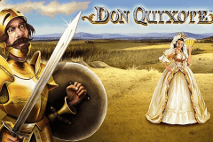 logo the riches of don quixote playtech spillemaskine
