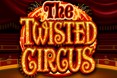 logo the twisted circus microgaming spillemaskine
