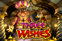 logo three wishes betsoft spillemaskine