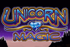 logo unicorn magic novomatic spillemaskine