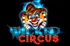 logo wicked circus yggdrasil spillemaskine