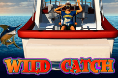 logo wild catch microgaming spillemaskine