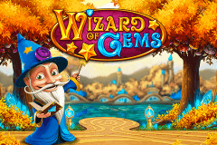 logo wizard of gems playn go spillemaskine