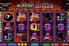 magic boxes microgaming casinospil online