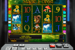 magic forest novomatic casinospil online