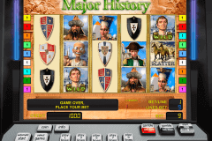 major history novomatic casinospil online