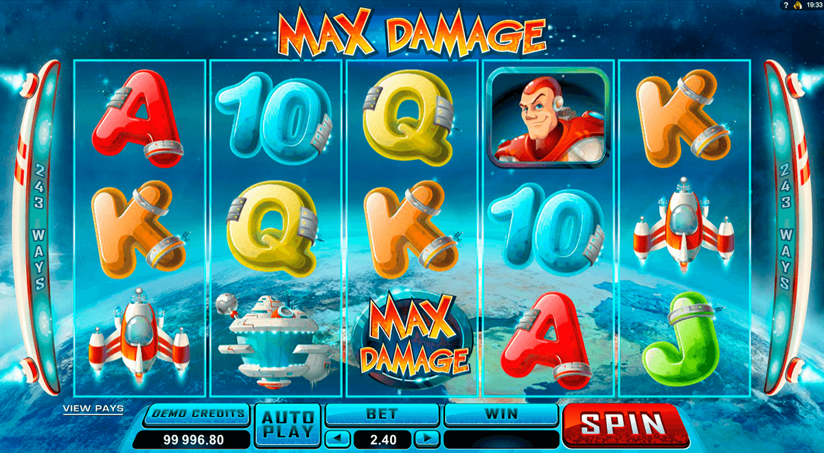 max damage microgaming casinospil online