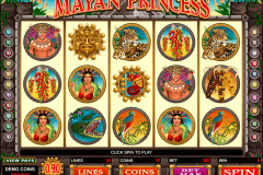 mayan princess microgaming casinospil online