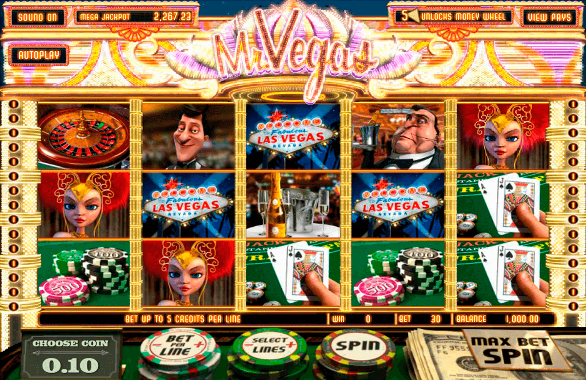 mr vegas betsoft casinospil online