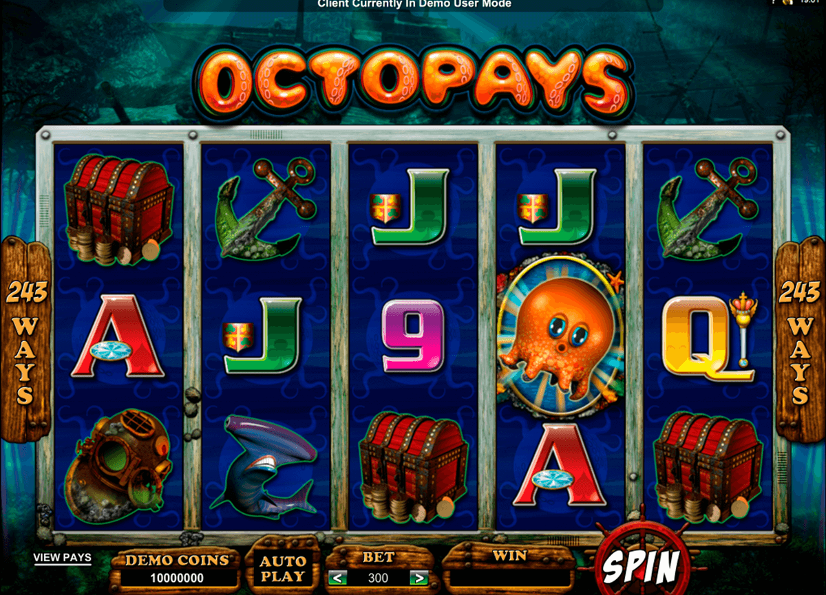 octopays microgaming casinospil online