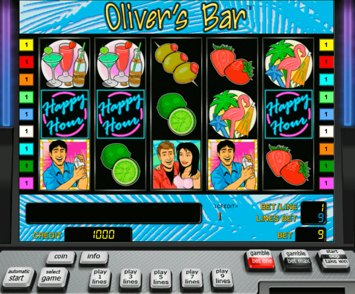 olivers bar novomatic casinospil online