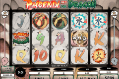 phoenix and the dragon microgaming casinospil online