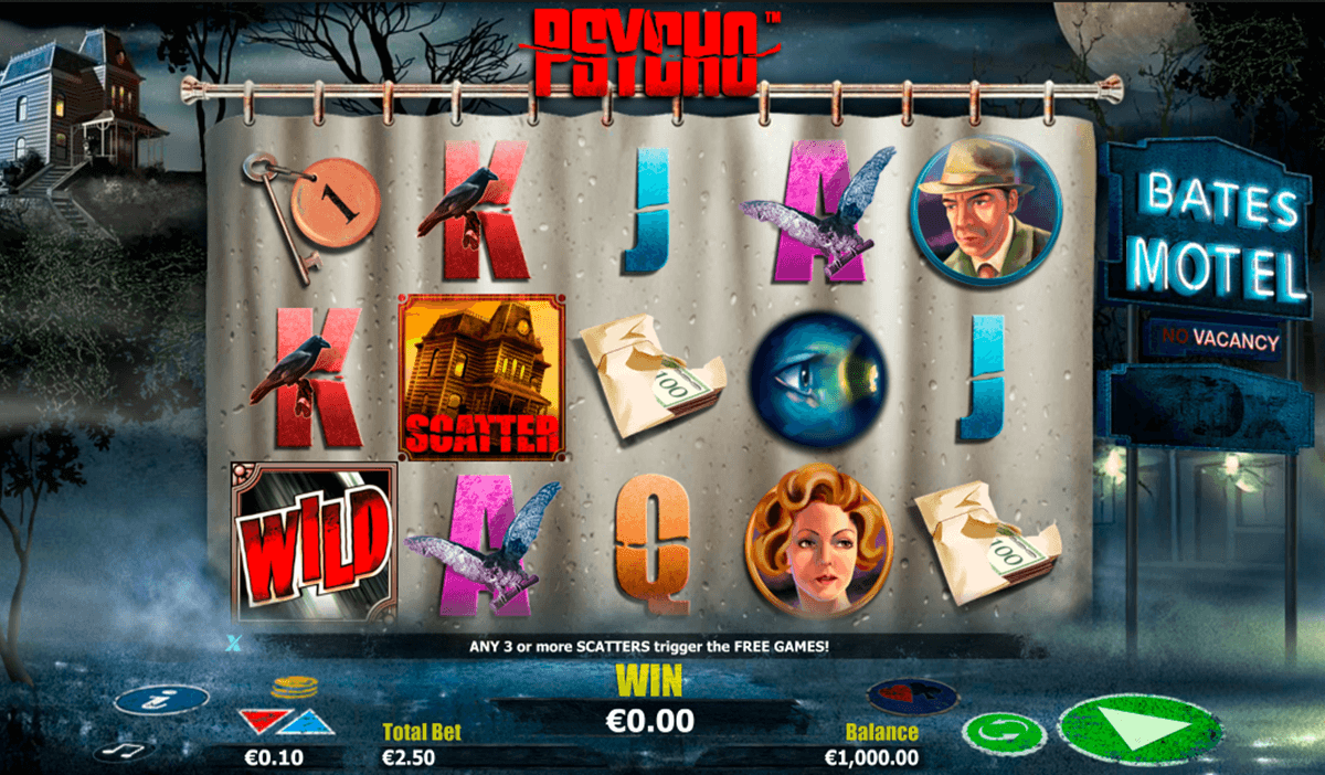 psycho nextgen gaming casinospil online