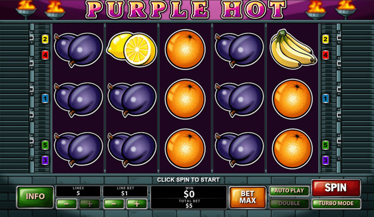 purple hot playtech casinospil online