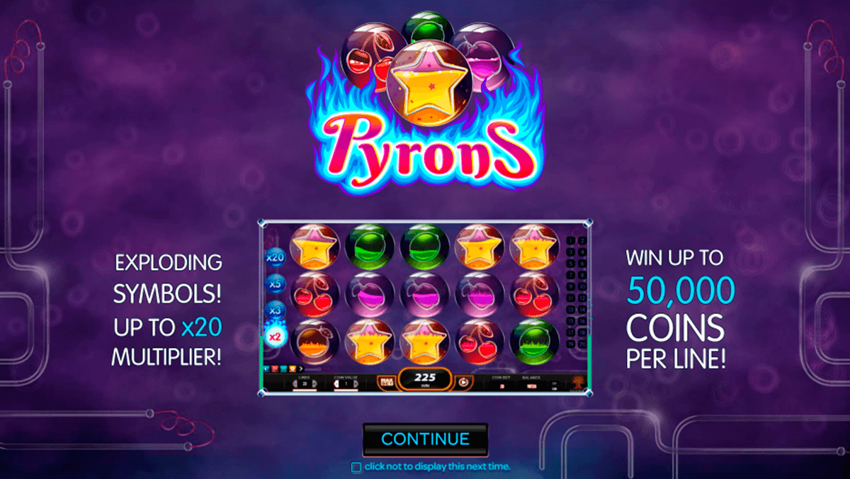 pyrons yggdrasil casinospil online