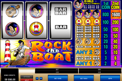 rock the boat microgaming casinospil online