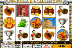 rome and glory playtech casinospil online