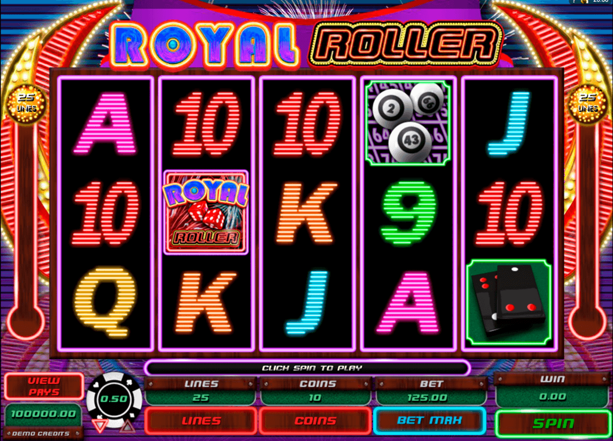 royal roller microgaming casinospil online