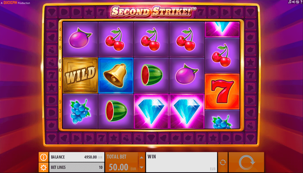 second strike quickspin casinospil online