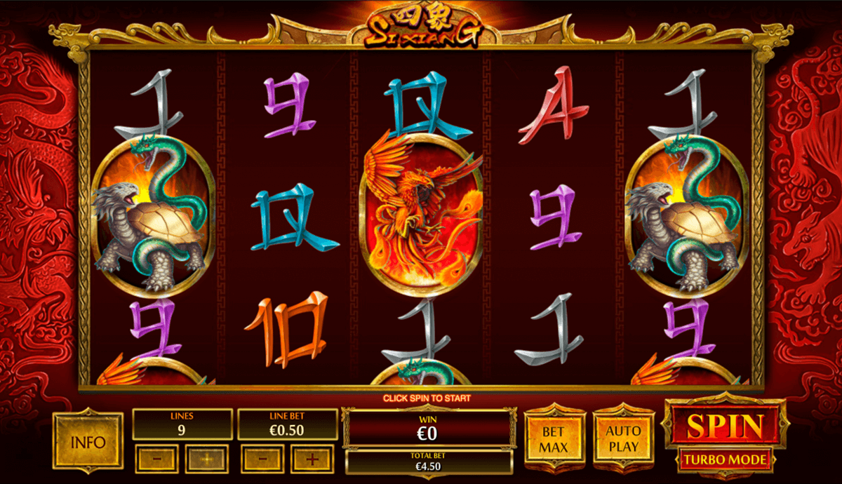 si xiang playtech casinospil online