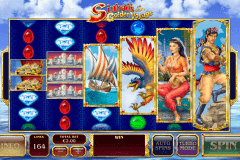 sinbads golden voyage playtech casinospil online